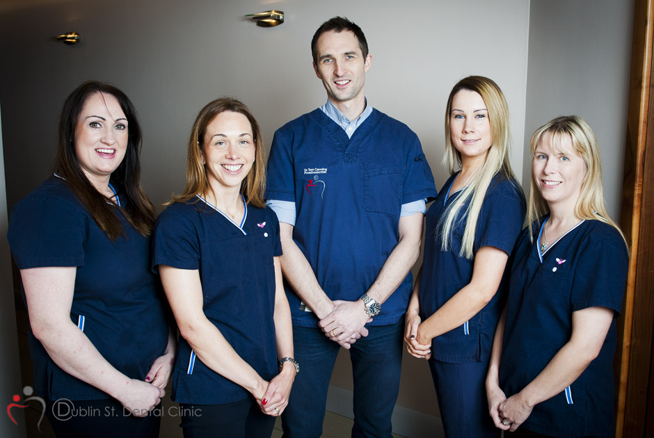 Our Team at Dublin Street Dental Clinic