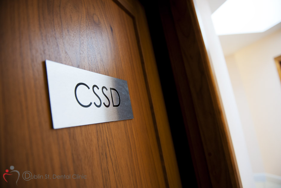 CSSD at Dublin Street Dental Clinic
